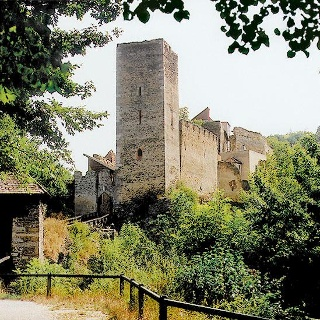 Ruine Kaja