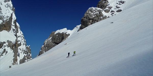 Towards Mt. Turn pod Razorjem