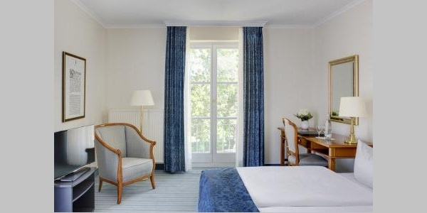 Superior Doppelzimmer #215 Parkhotel Meißen