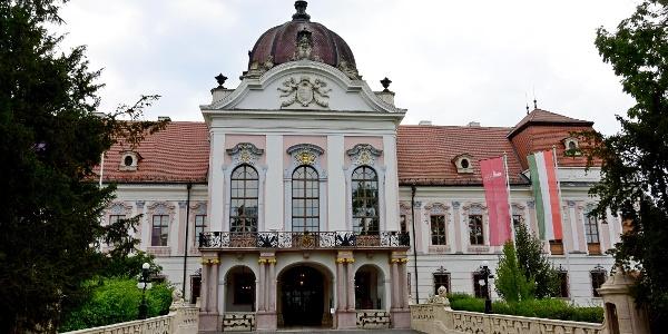A gödöllői Grassalkovich-kastély