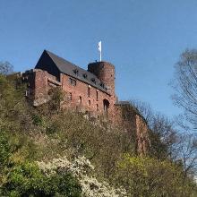 Ende meiner Tour in Heimbach