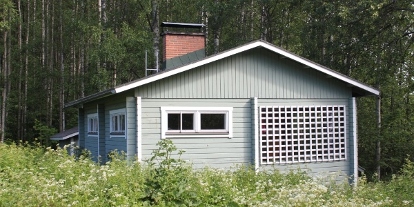 Muukonsaaren sauna