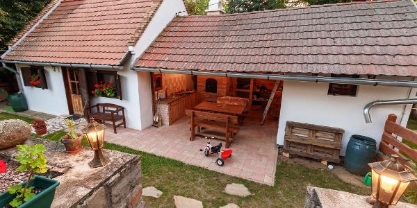 A Kemencés vendégház Szentbékkállán