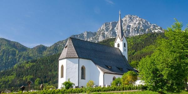 <![CDATA[Pfarrkirche St. Jakobus in Aufham]]>