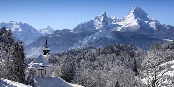 <![CDATA[Postkartenmotiv im Berchtesgadener Land]]>