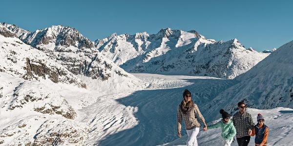 Aussichtspunkt Hohfluh Winter 1