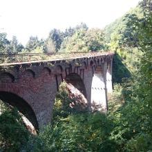 Viadukt auf dem MMR