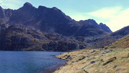 Südende des unteren Fontargent-Sees und Fontargent-Grate