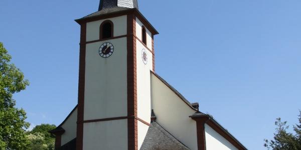 Kirche in Dreis