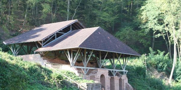 Roman Villa nabij Wittlich