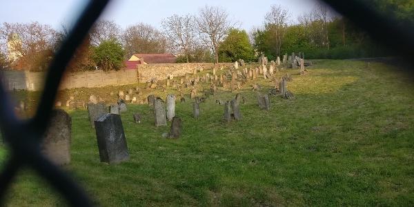 Jüdischer Friedhof in Kittsee