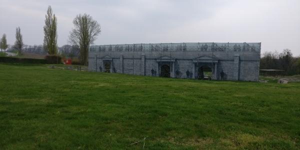Amphitheater in Deusch Altenburg