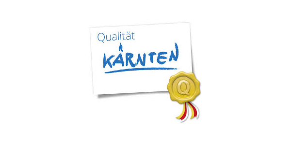 Kärnten Qualitätssiegel Betrieb