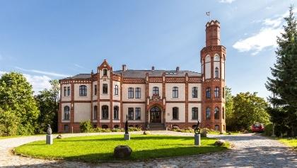 Front Schloss Gamehl