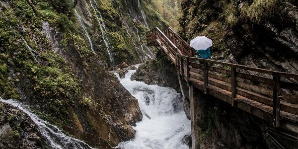 Der Königssee: Eingebettet in die Berge des Nationalpark Berchtesgaden