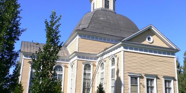 Kirche von Taipalsaari