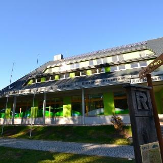 Haus am hohen Stein - Informationszentrum - Schmiedefeld