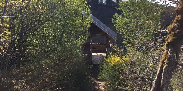 Schmitthütte bei Manderscheid