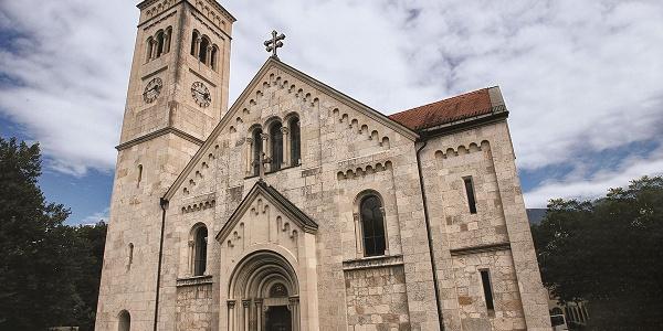 Pfarrkirche St. Nikolaus Bad Reichenhall