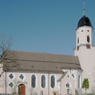 St. Martinkirche in Großengstingen