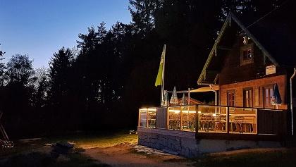 Abendstimmung am Braunberg