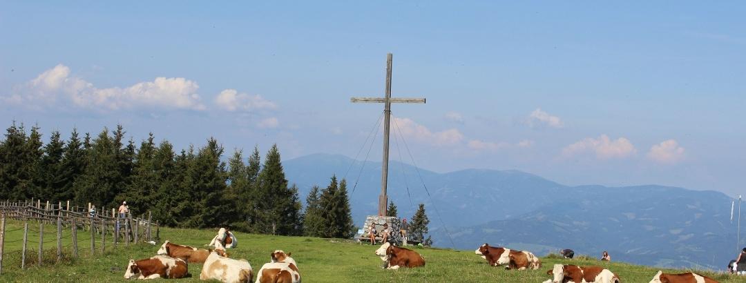Schöckl-Gipfelkreuz