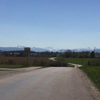 Von Holzkirchen nach Thann
