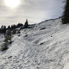 Foto von : Torhelm über Weißbachalm vom Gerlostal •  (22.04.2019 15:52:49 #2)
