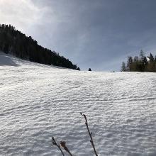 Foto von : Torhelm über Weißbachalm vom Gerlostal •  (22.04.2019 15:52:49 #3)