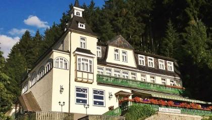Außenansicht - Flair Hotel Waldfrieden