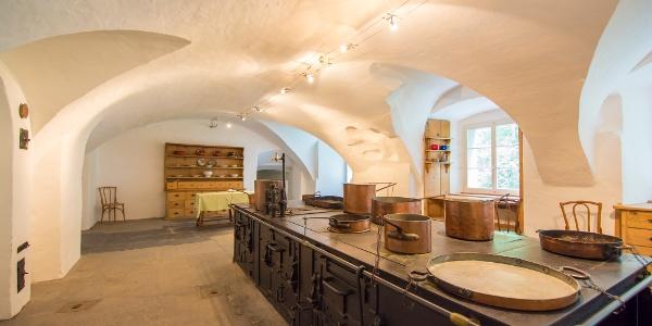 Museum Altes Bad Pfäfers