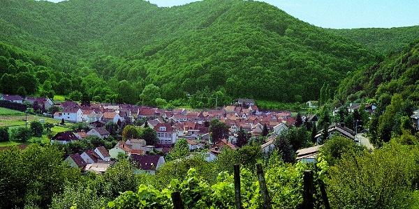 Ortsansicht Gräfenhausen