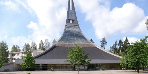 Kirche von Lauritsala