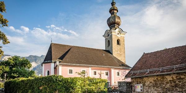 Kirche St. Valentin Marzolll | Alpenstadt Bad Reichenhall