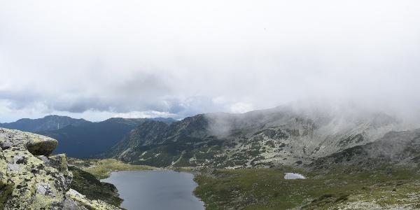 Retezat Glaciar Lake