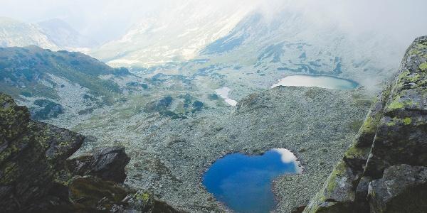 Retezat Mountains,