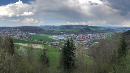 Panorama von der Rothöhe.