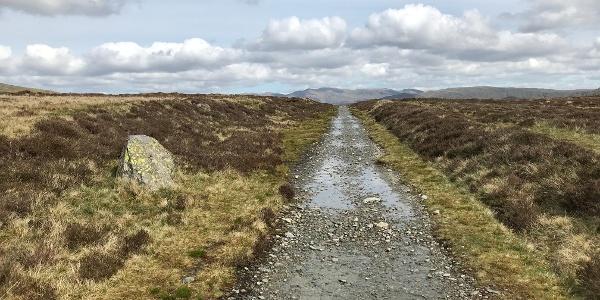 Disused Slate Mining Tramway Footpath