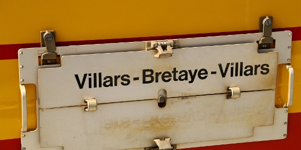 Schmalspurbahn Bex–Villars–Bretaye.