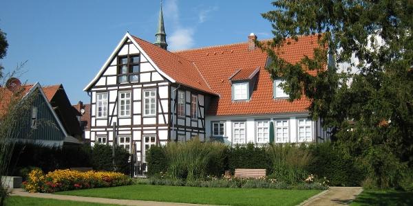Drostenhaus und Drostegarten