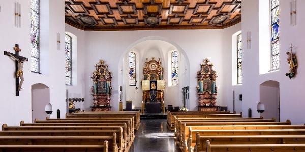 Basilika Maria Bildstein, renoviert, 2018 (c) Pfarre Maria Bildstein