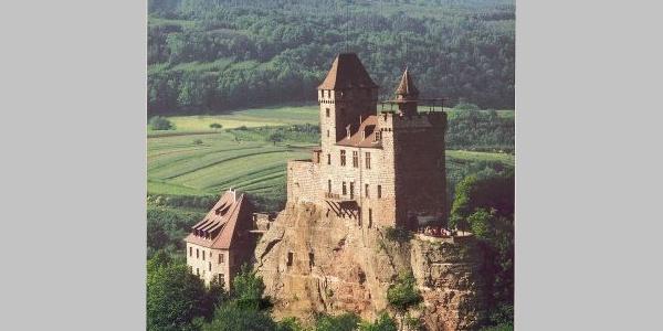 Burg Berwartstein bei Erlenbach