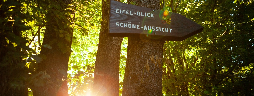 Eifelblick - Schöne Aussichten warten in der Eifel