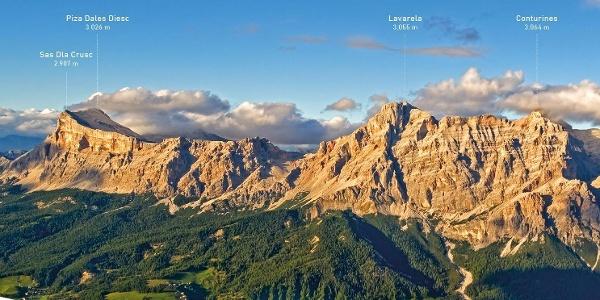 4 Peaks Alta Badia challenge