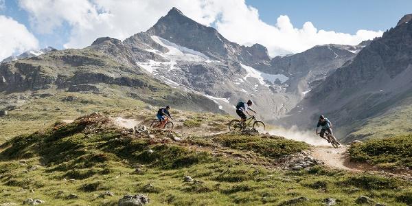 Bernina Express Trail