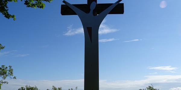 Jahrtausendkreuz Bergkirchen