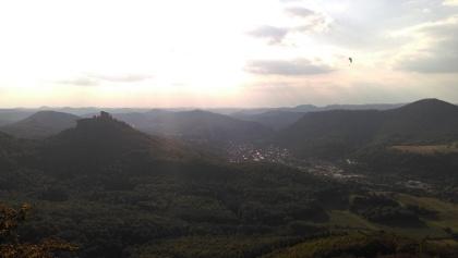 Aussicht vom Hohenberg