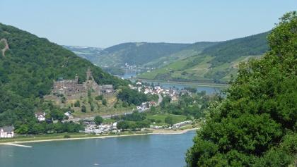 Blick in das Mittelrheintal