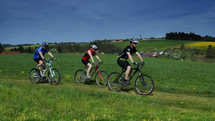 Mountainbiking in der Region Hausruck Nord