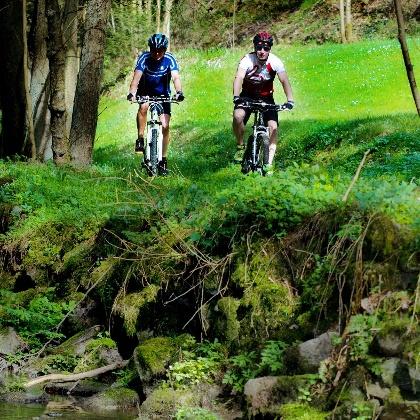 Mountainbiking in der Region Hausruck Nord